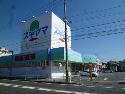 ドラッグスギヤマ安城店(ドラッグストア)まで737m