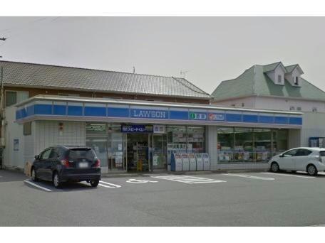 ローソン刈谷恩田店(コンビニ)まで676m