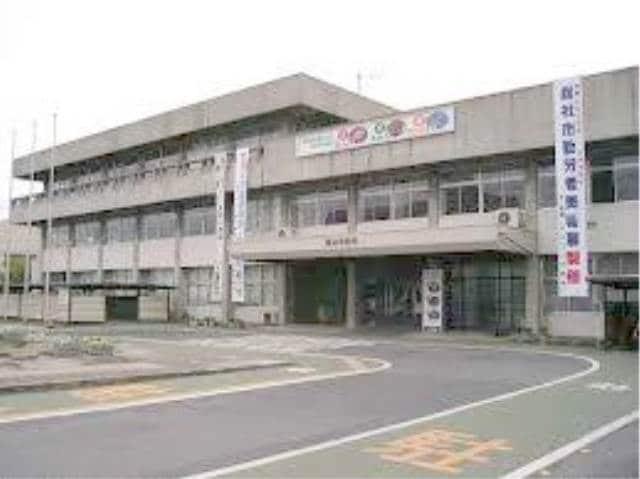 総社市役所(役所)まで885m