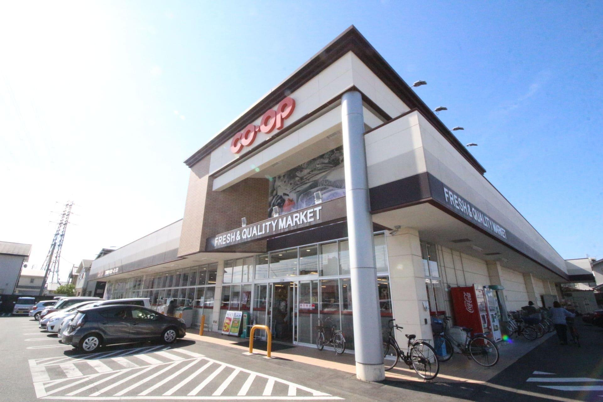 岡山豊成郵便局(郵便局)まで886m