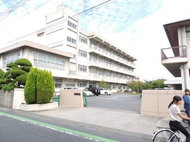 岡山市立福浜中学校(中学校/中等教育学校)まで2017m