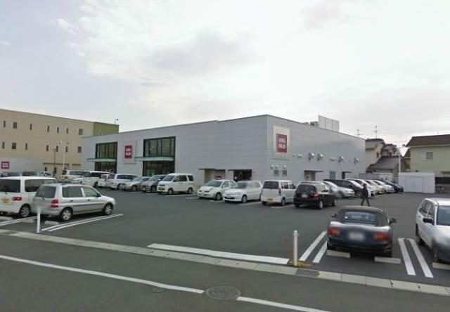 ユニクロ岡山中仙道店(ショッピングセンター/アウトレットモール)まで2658m