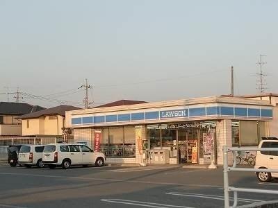 ローソン岡山平野店(コンビニ)まで368m