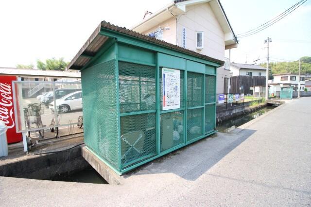 ゴミステーション