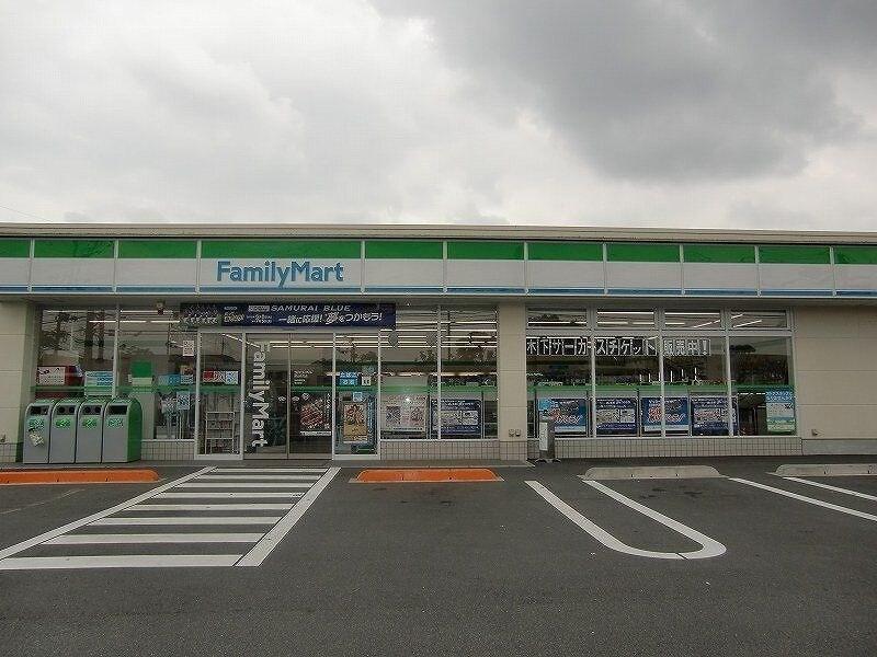 ファミリーマート倉敷下庄店(コンビニ)まで662m