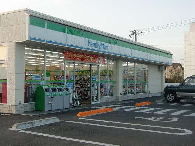 ファミリーマート倉敷二子店(コンビニ)まで815m