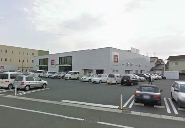 ユニクロ岡山十日市店(ショッピングセンター/アウトレットモール)まで1025m