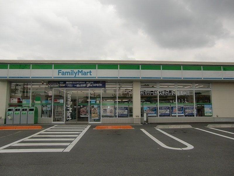 ファミリーマート倉敷下庄店(コンビニ)まで541m