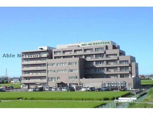 寿光会中央病院(病院)まで2204m