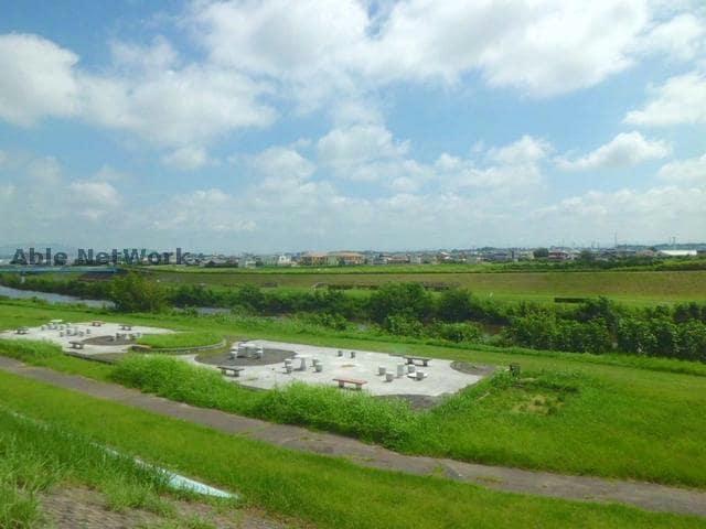境川緑地(公園)まで1285m