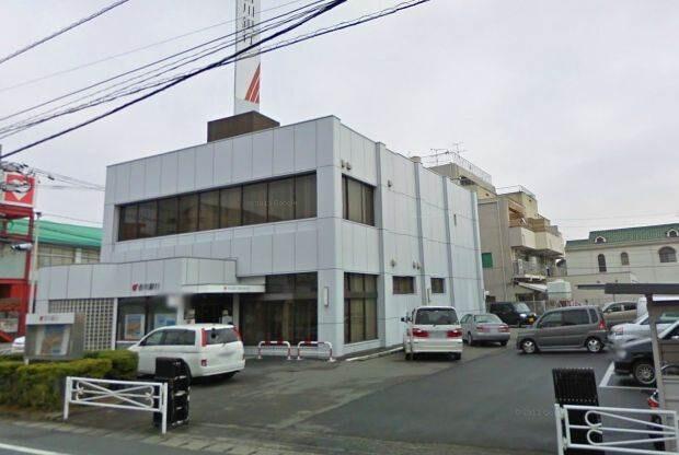香川銀行岡山南支店(銀行)まで569m