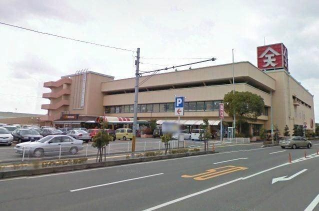 天満屋ハピータウン西大寺店(ショッピングセンター/アウトレットモール)まで2190m