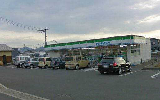 ファミリーマート岡山福島店(コンビニ)まで204m