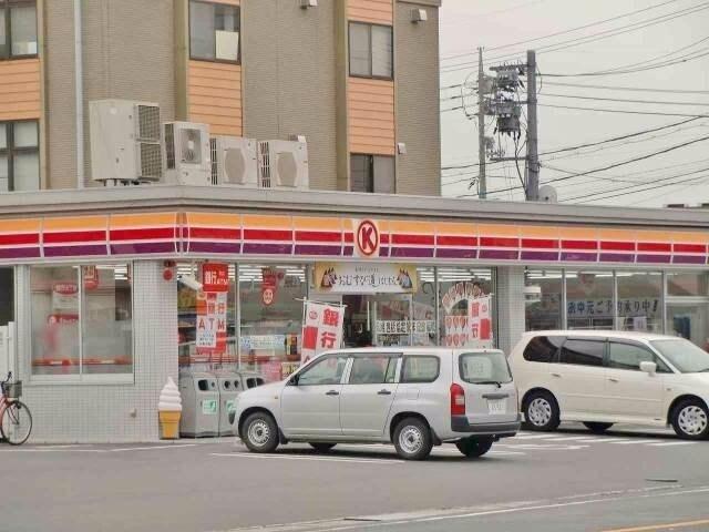 サークルK岡山西大寺松崎店(コンビニ)まで663m