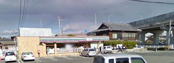 セブンイレブン岡山西大寺中野店(コンビニ)まで408m