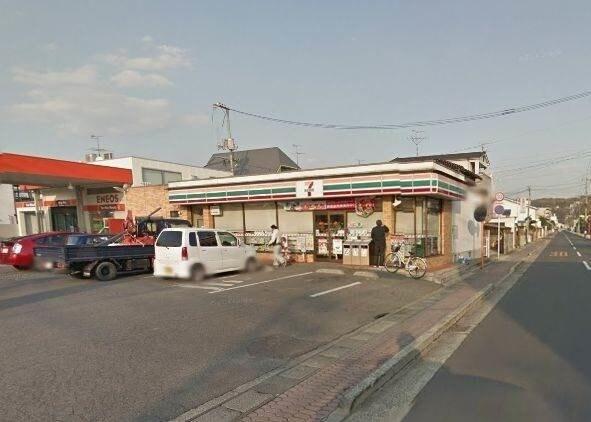 セブンイレブン岡山門田屋敷4丁目店(コンビニ)まで610m