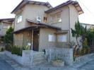 高島新屋敷367-26貸家の外観