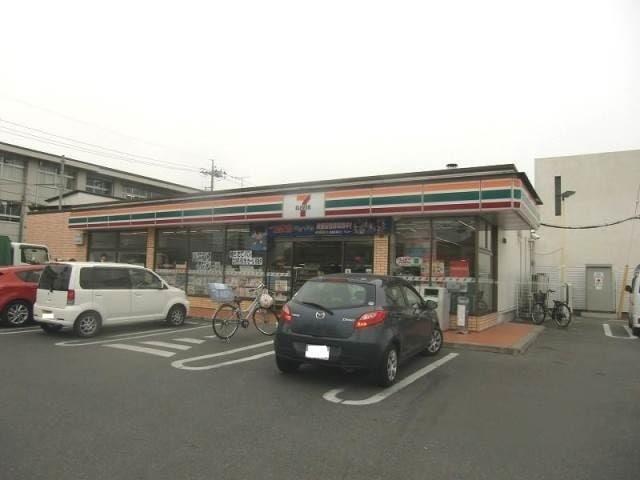 セブンイレブン岡山内山下1丁目店(コンビニ)まで428m
