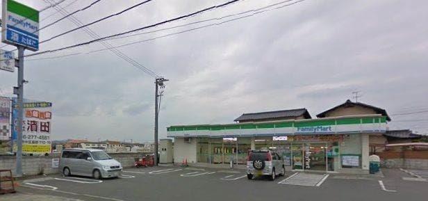 ファミリーマート岡山江並店(コンビニ)まで878m