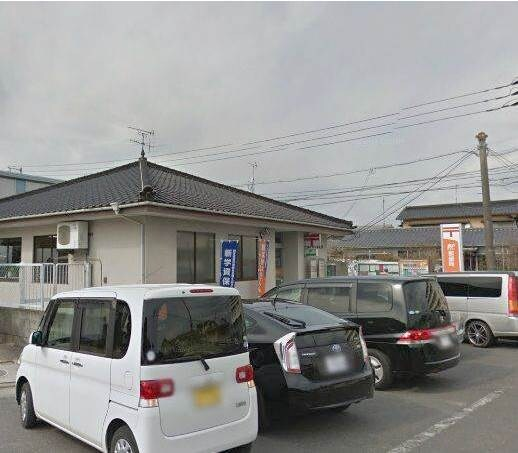 岡山藤原郵便局(郵便局)まで538m