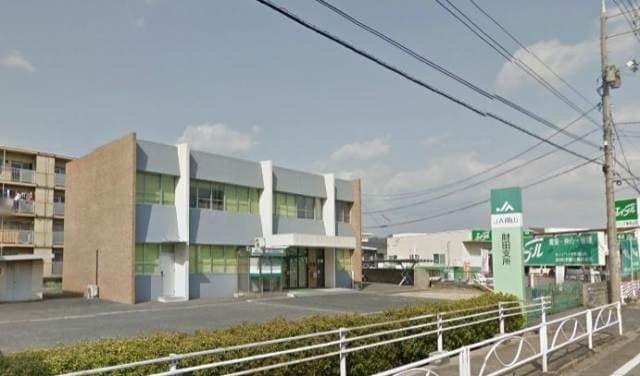 JA岡山財田支所(銀行)まで1203m