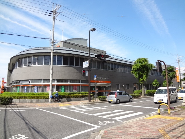 八日市郵便局(郵便局)まで1360m※八日市郵便局