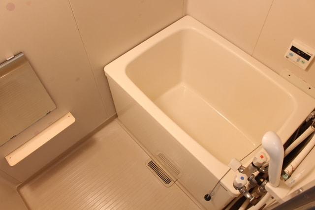 給湯付きバスルーム