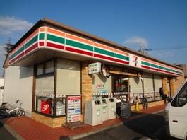 セブンイレブン五個荘日吉町店