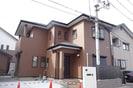 増田邸の外観