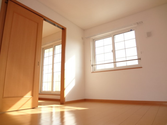 日当たり良好な洋室です。