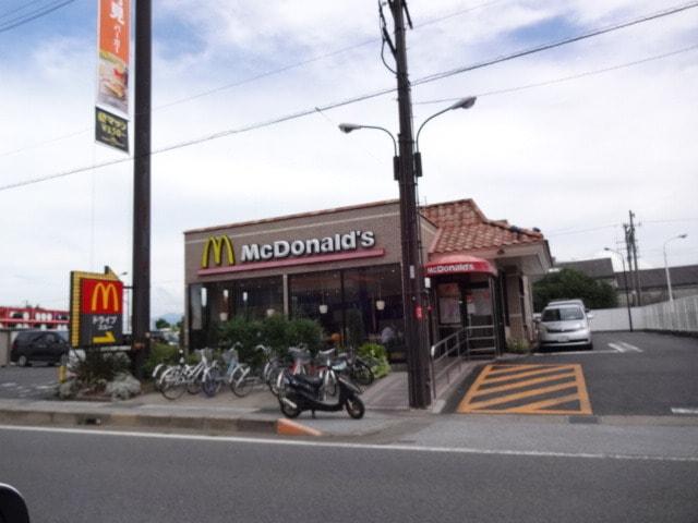 マクドナルド8号線五個荘店(その他飲食(ファミレスなど))まで1552m※マクドナルド8号線五個荘店