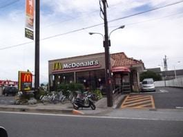 マクドナルド8号線五個荘店