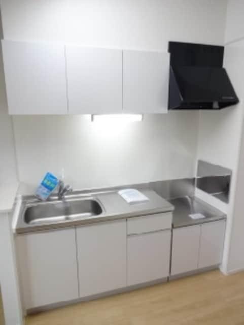 調理スペース広めのキッチン
