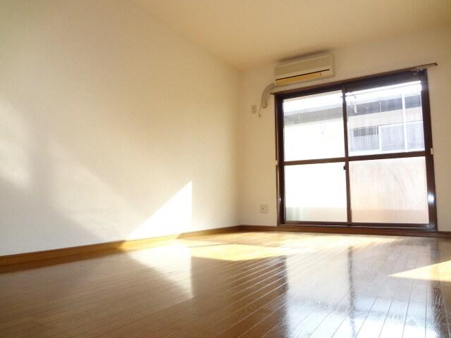 エアコン設置済みのお部屋