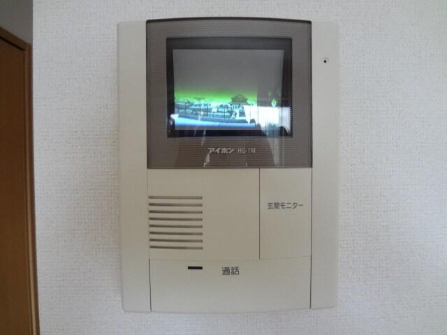 安心のTVモニターホンです。