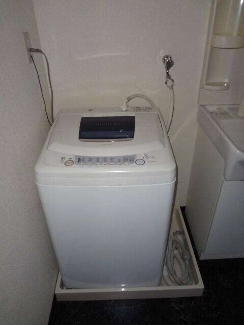 洗濯機は設備ではございません