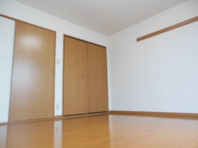 8帖洋室。寝室としてどうぞ。