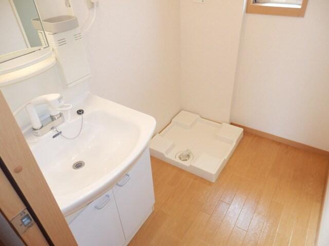 洗濯機は室内に設置可能