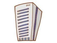 浜松市役所(役所)まで770m