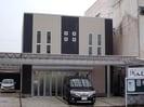 那加栄町2階住居の外観