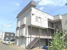 札幌市営地下鉄東西線/大谷地駅 バス:13分:停歩4分 1-2階 築31年の外観