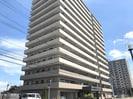 千歳線/北広島駅 徒歩6分 8階 築16年の外観