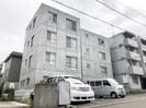 函館本線/厚別駅 徒歩4分 4階 築9年の外観