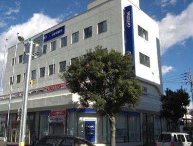 みずほ銀行古河支店(銀行)まで330m