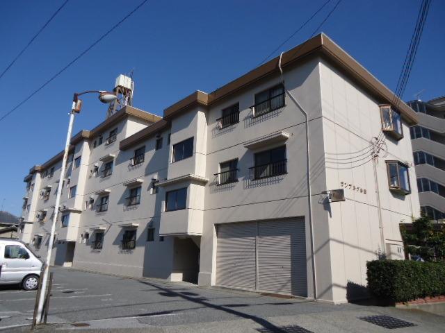 ガッチリ鉄筋コンクリートマンション