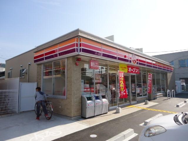 サークルK米原駅西店(コンビニ)まで434m※サークルK米原駅西店