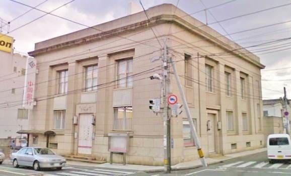 中国銀行小橋支店(銀行)まで537m