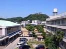 岡山市立伊島小学校(小学校)まで651m