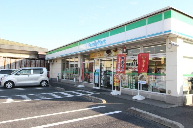 ファミリーマート岡山青江六丁目店(コンビニ)まで677m