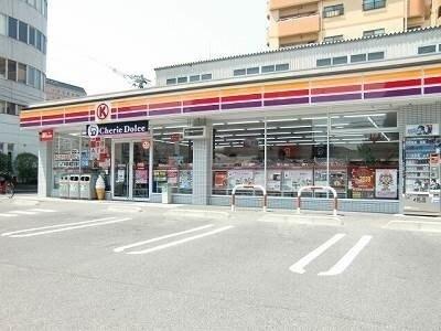 サークルK岡山岩田店(コンビニ)まで66m